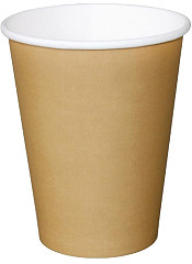 Fiesta Coffee To Go Becher 340ml hellbraun x50